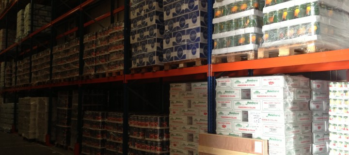 Pallet Storage Needed?