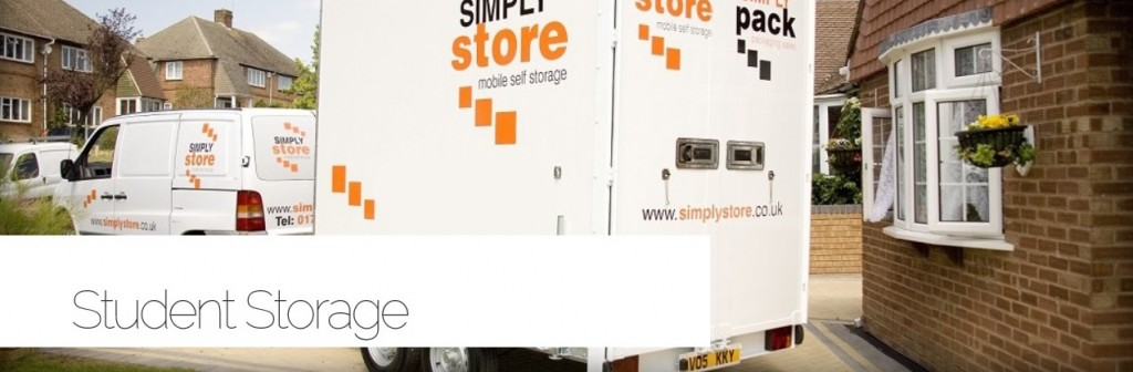 Simply Store London - Student Storage